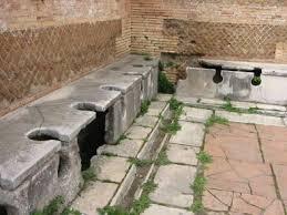 Resultado de imagem para banheiro  publico na época de jesus