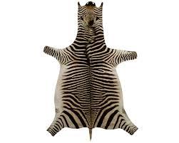 zebra hartman hide