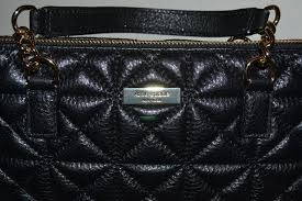 Kate Spade Black Quilted Leather Whitaker Place S Rachelle ... & 123456789 Adamdwight.com