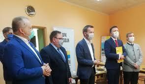 Spotkanie dlaczego i po co. Treffen Der Deutschen Minderheit Mit Dem Prasidentschaftskandidat Der Republik Polen Szymon Holownia Vdg 2021