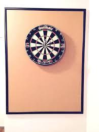 dartboard wall protector what to put behind a dart board protect wall use big cork mount dartboard wall protector
