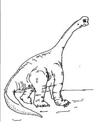 Dino Coloring Pages For Free
