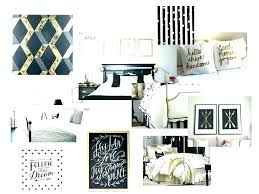 Black And Gold Bedroom Black And Gold Bedroom Gold And Black Bedroom ...
