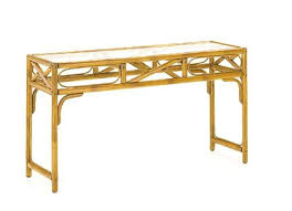 rattan console table. Wicker Console Table Outstanding Furniture Gorgeous For Rattan .