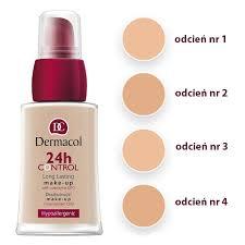 kliknij aby powiększyć dermacol 24h control make up długotrwały podkład z koenzymem q10 30ml