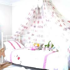 Girls Bed Canopy Twin Bed Canopy Kid Twin Bed Tent Girl Bed Canopy ...