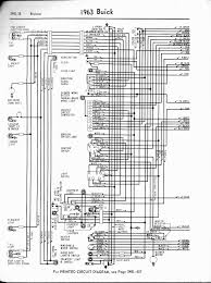 buick wiring diagrams 1957 1965 1963 riviera left half