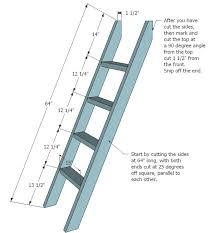Best 25 Bunk bed ladder ideas on Pinterest