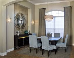 decorating alcoves in wall charming how to decorate a recessed wall niche in your dining