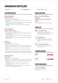 Fonts To Use For Resumes How Do Resume Font Choices Play Into Getting A Job