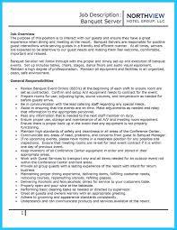 server resume sample bar  tomorrowworld cobanquet server resume cover letter and resume examples for banquet server   server resume