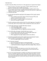 Essay Critique Example Critique Essay Example Article Critique