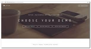 Muse Website Templates Unique 48 Brilliant Premium And Free Adobe Muse Templates For 48