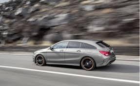 new car 2016 usa2016 MercedesBenz CLA Shooting Brake  Would You Like It in USA