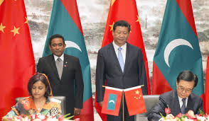 why beijing is courting trouble three things you need to know about the maldivian president s