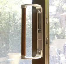 handles for sliding glass doors gallery door design