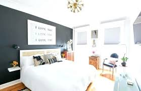 accent walls for bedrooms. Accent Wall Bedroom Black A In The Master . Walls For Bedrooms