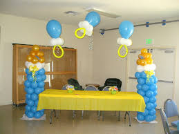 Baby Bottle Balloon Decoration Balloon Decor of Central California BABY Lessons Pinterest 13