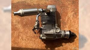 Авиамодельный <b>двигатель OS MAX FS120</b> новый купить в ...