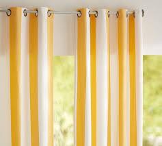 sunbrella awning stripe indoor outdoor grommet curtain ercup
