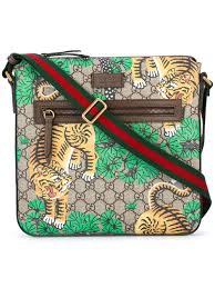 gucci bags for men 2017. gucci bengal gg supreme print messenger bag 8860 men bags,gucci flip flops for sale bags 2017