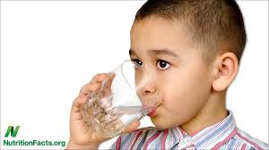 Image result for black boy drinking water