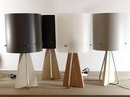 Senzz Table Lamp Blank Grey Duurk