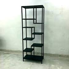 wrought iron bookshelf bookcase designs shelves brackets shelf home depot bookcases storage