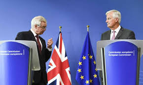 EU's Brexit negotiator tells UK to speed up and 'get serious'   Brexit    The Guardian