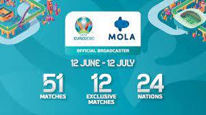 Jadwal Lengkap Euro 2021 yang Akan Ditayangkan oleh RCTI dan Mola TV -  Salatigaterkini.Com