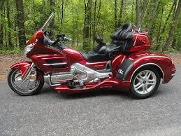3 wheel honda goldwing motorcycles for