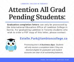 Lambton College In Toronto Learning Management System Attention All