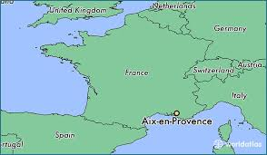 where is aix en provence, france? where is aix en provence Maps Aix En Provence map showing the location of aix en provence map aix en provence france