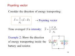 electromagnetic wave equation derivation ppt tessshlo