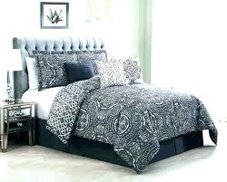 black and white damask bedding black damask bedding sets king duvet covers damask bedding great grey black and white
