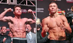 Fight night youtubers vs tiktokers boxing fight card: Canelo Vs Ggg 2 Live Stream Start Time Fight Card Fight Purse Networths Odds Boxing Sport Express Co Uk
