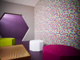 Collect this idea Honeycombballs wallpaper by Lars Contzen  Other  Interiorholics Searched for: pattern in interior design