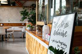 Shop southtown finds' closet and buy fashion from vans, jordan, jordan and more. Indoor Seating At Southtown Tried True Coffee Co