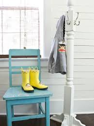 How To Build A Standing Coat Rack Make An Easy Kids' Coat Rack HGTV 20
