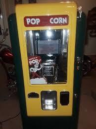 Popcorn Vending Machine Extraordinary UPOPIT MINIT POP Popperette Popcorn Vending Machine Rare Vintage