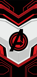 Avengers Theme iPhone Wallpaper scaled ...