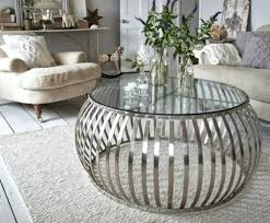 silver hammered coffee table freedom hammered coffee table with chunky leather sofa hammered silver round coffee