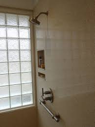 Universal  Accessible Master Bathroom Design From Visit To - Decorative glass windows for bathrooms