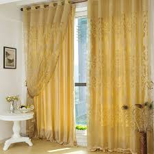 drapes for living rooms. luxury polyester fabric gold curtains in living room drapes for rooms