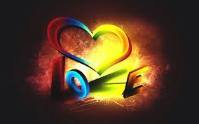 Love Wallpaper Heart Images Hd 3d Download