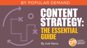 Content Marketing Strategy Content Strategy Guide Program Progress Audience And Goals