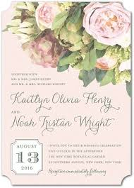 how to buy wedding invitations with a $200 budget Wedding Paper Divas Ombre Forest flowering affection from wedding paper divas ($153 30) Wedding Hairstyles