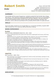 Sample Autocad Drafter Resume Drafter Resume Samples Qwikresume