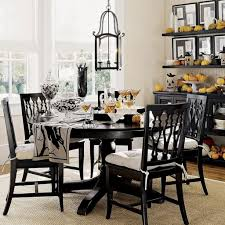 black country dining room sets. vintage black and white dining room set with antique wrought iron chandelier sisal rug for country ideas using small pumpkin decor sets
