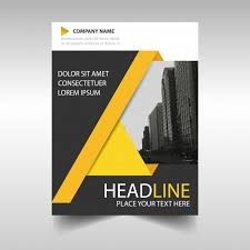 brilliant ideas of report cover page template psd cute yellow and black annual report book cover